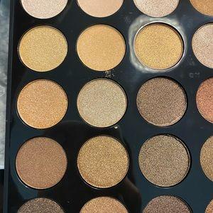 Morphe Makeup - Morphe 350S Nature Glow Shimmer Eyeshadow palette